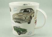 CAIRNGORM Classic Collection Cars - porcelana