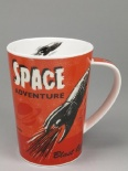 ARGYLL Dare Devils Space Adventure - porcelana