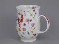 SUFFOLK Belles Fleurs Red -porcelana