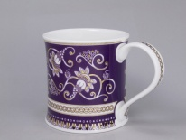 WESSEX Opulence Purple - porcelana