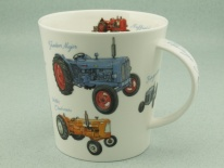 CAINGORM Classic Collection Tractor - porcelana