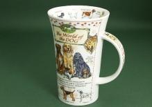 GLENCOE World of the Dog -porcelana
