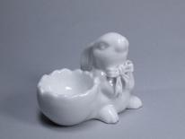 """W 57616 A """"Zajączek"""" naczynko porcelanowe"""