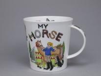 CAIRNGORM My Horse-porcelana