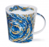 CAIRNGORM -Nebula Blue -porcelana