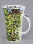 GLENCOE Deutschland -porcelana