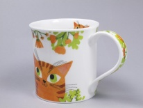 BUTE Bright Eyes Ginger - porcelana