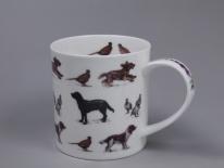 ORKNEY So Country Dog- porcelana