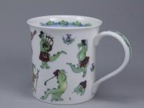 BUTE Nessie Galore -porcelana