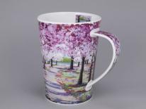 ARGYLL Woodland Path Pink-porcelana