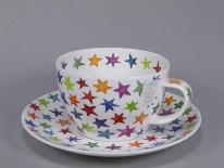 BREAKFAST Starburst -porcelana 0,45 l