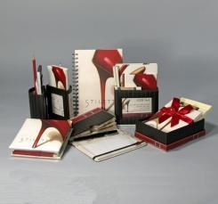 Papeterie, notesy, zeszyty
