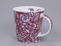 LOMOND Kashmir Red -porcelana