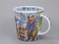 LOMOND Fairy Tales III Goldilocks and the three Bears -porcelana