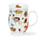 SUFFOLK -Animal Life Shrew -porcelana