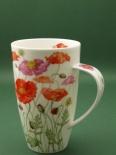 HENLEY Poppies Mixed -porcelana