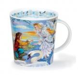 LOMOND Fairy Tales IV Swan Lake -porcelana