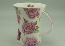 RICHMOND Old Garden Roses Pink -porcelana