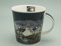 CAIRNGORM Highland Retreat Loch -porcelana