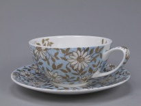 Filiżanka TEA FOR ONE Aqua - porcelana (0,25 l)
