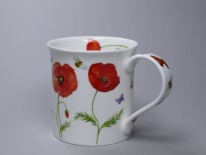 BUTE Beau Jardin Poppies -porcelana