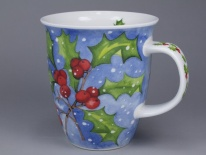 NEVIS Winter Holly - porcelana