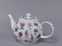 CZAJNIK MAŁY Florabunda -porcelana (0,75 l)