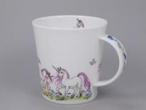 LOMOND Unicorns- porcelana