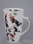 HENLEY Tackle!- porcelana