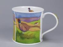 WESSEX Wildlife Pheasant -porcelana