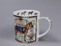 ORKNEY World of the Horse- porcelana