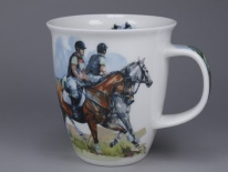 NEVIS Sporting Life Riding - porcelana