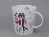 LOMOND Girls Fun- porcelana