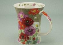 RICHMOND Poppy Field Pink -porcelana