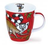 NEVIS -Swingers Lemur -porcelana