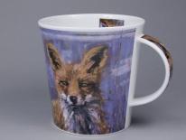 CAIRNGORM Animals in Art Fox -porcelana