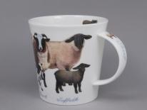 CAIRNGORM Farmyard Sheep-porcelana