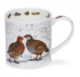 ORKNEY -Gamebirds Partridges -porcelana