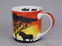 ORKNEY Savannah Lion -porcelana