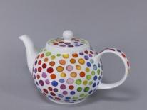CZAJNIK MAŁY Hot Spots- porcelana (0,75 l)