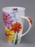 HENLEY Wild Garden Yellow -porcelana