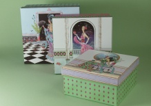 LP 70490 Pudełka kartonowe