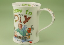 COTSWOLD How to DIY - porcelana