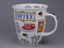 NEVIS Coffee -porcelana