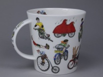 Sporting Antics Cycling