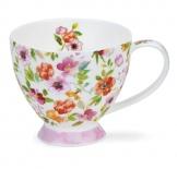 SKYE -Fleurs Pink -porcelana