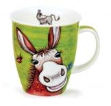 NEVIS -Donkey -porcelana