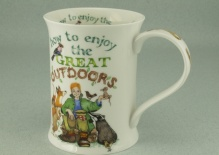 COTSWOLD How to Enjoy the Great Outdoors - porcelana