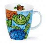 NEVIS -Turtle -porcelana
