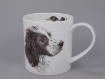 Hannah Longmuir Dog Collection Springer Spaniel